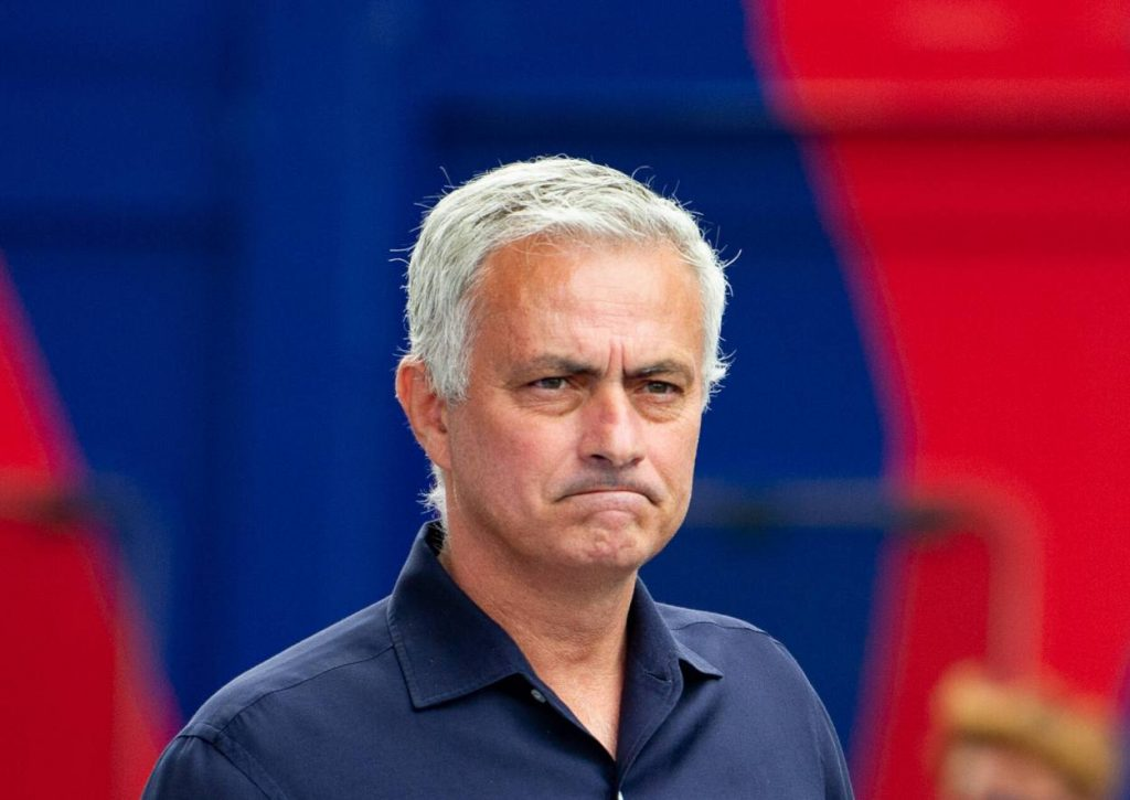 Will Tottenham sack Mourinho? Spurs have already identified the Portuguese's potential successor