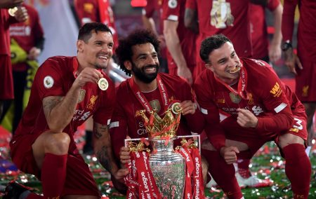 Xherdan Shaqiri FC Liverpool FC Chelsea Meister