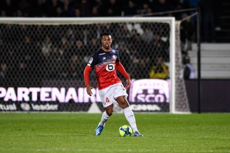 Man Utd enter race to sign Lille star Gabriel