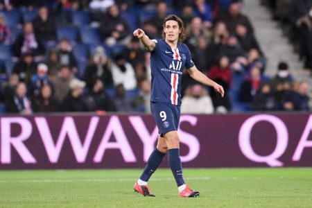 Edinson Cavani, Paris Saint Germain