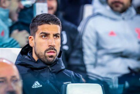 Sami Khedira, Juventus Turin