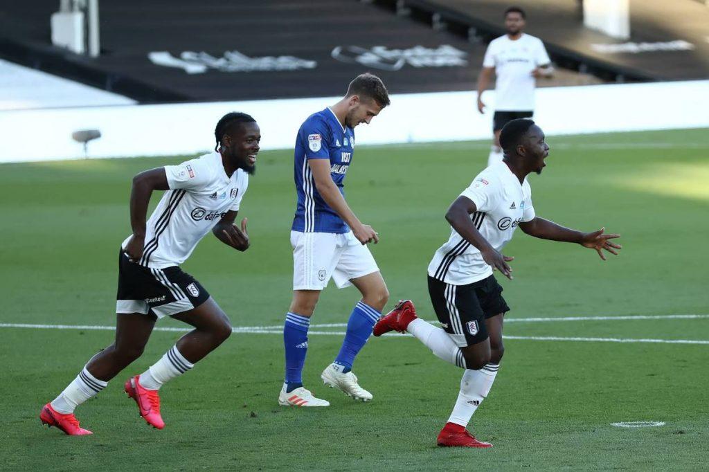 FC Fulham, Championship