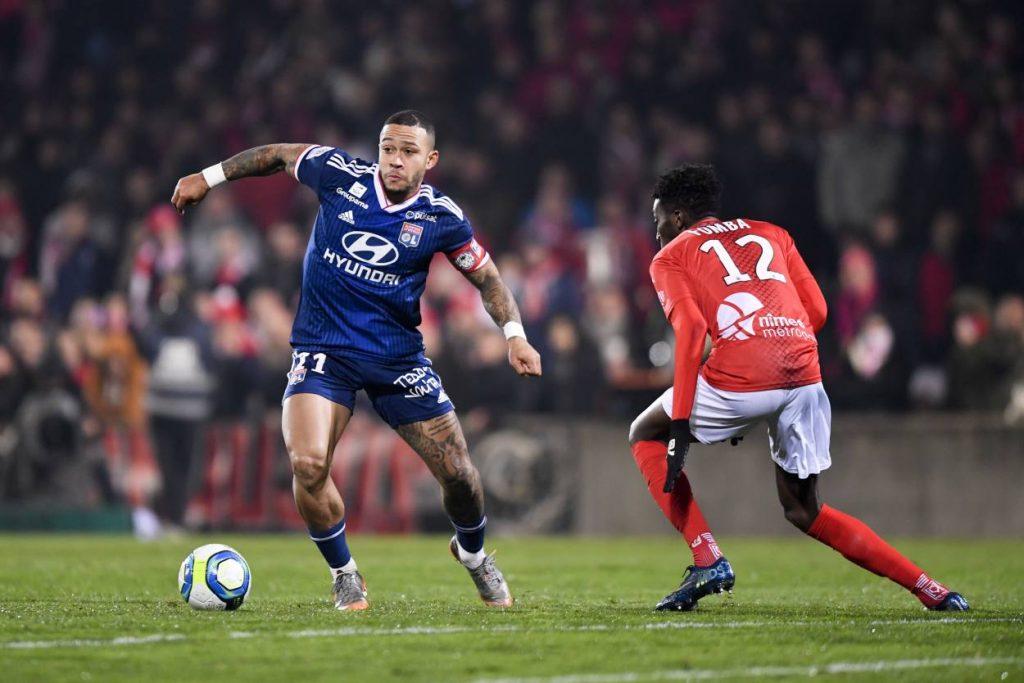 Memphis Depay, Olympique Lyon