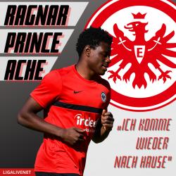 Ragnar Prince Ache Eintracht Frankfurt