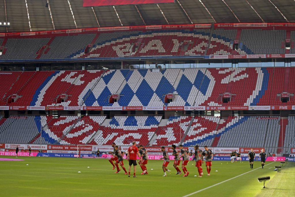 Bayern, Ministerpräsident, Markus Söder, Allianz-Arena