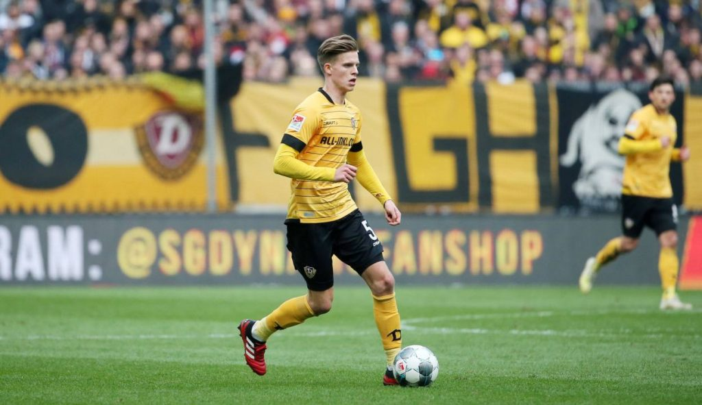 Dzenis Burnic, BVB, Dynamo