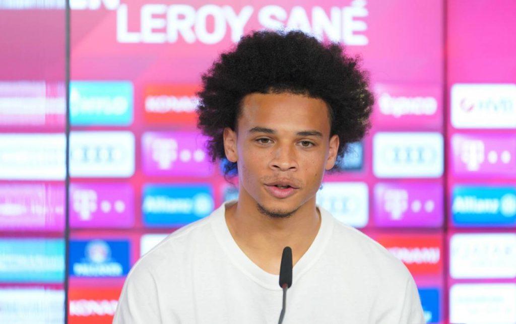 Leroy Sane, FC Bayern München