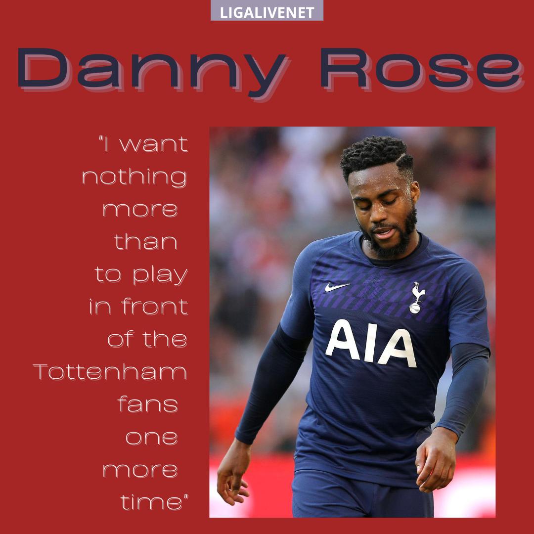 Danny Rose Tottenham