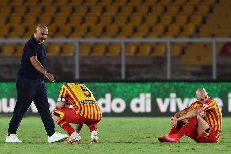 Genoa's win and Lecce's defeat means that the latter relegated to Serie B. Lecce lost to Parma by 3-4 in the final game of the season.