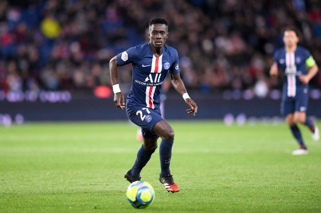 Manchester United eye move for PSG's Idrissa Gueye