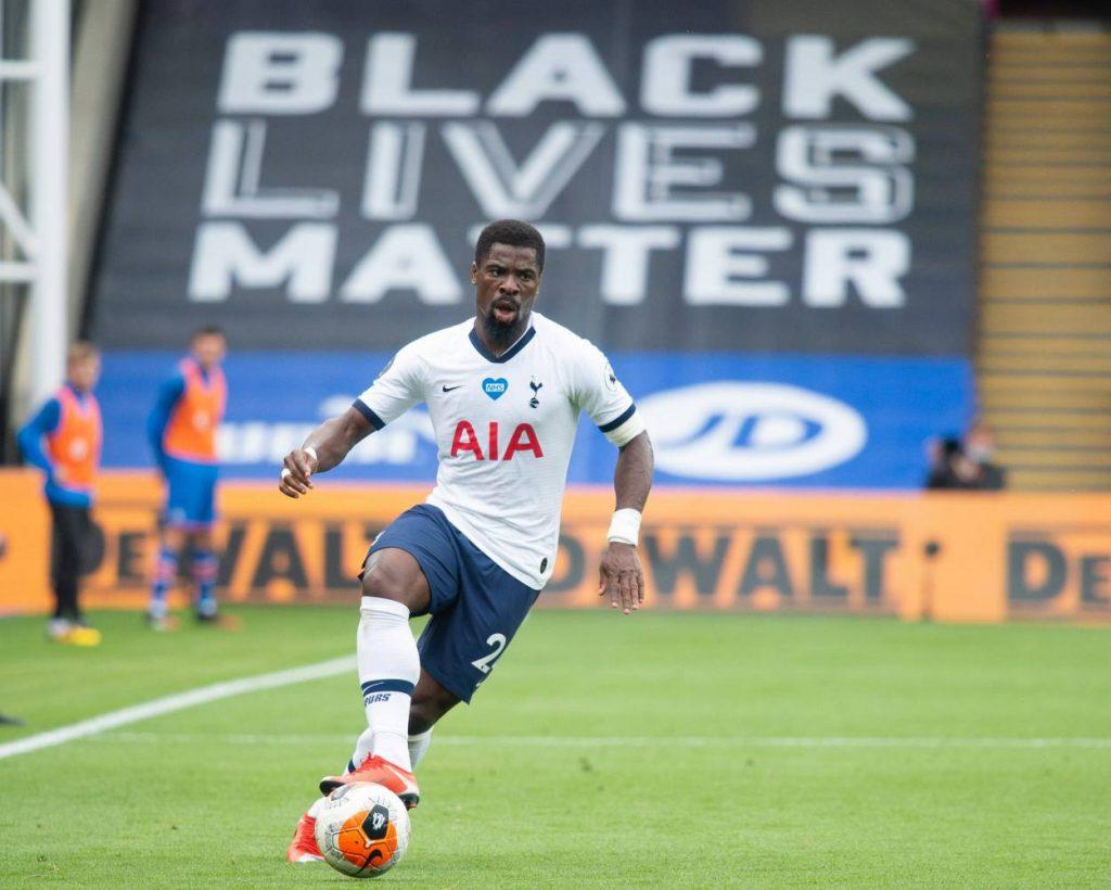 Tottenham struggle to offload Serge Aurier