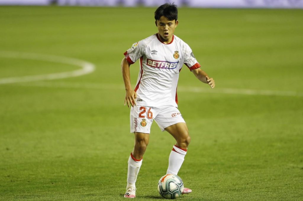 Real Madrid ace Takefusa Kubo nearing Villarreal loan