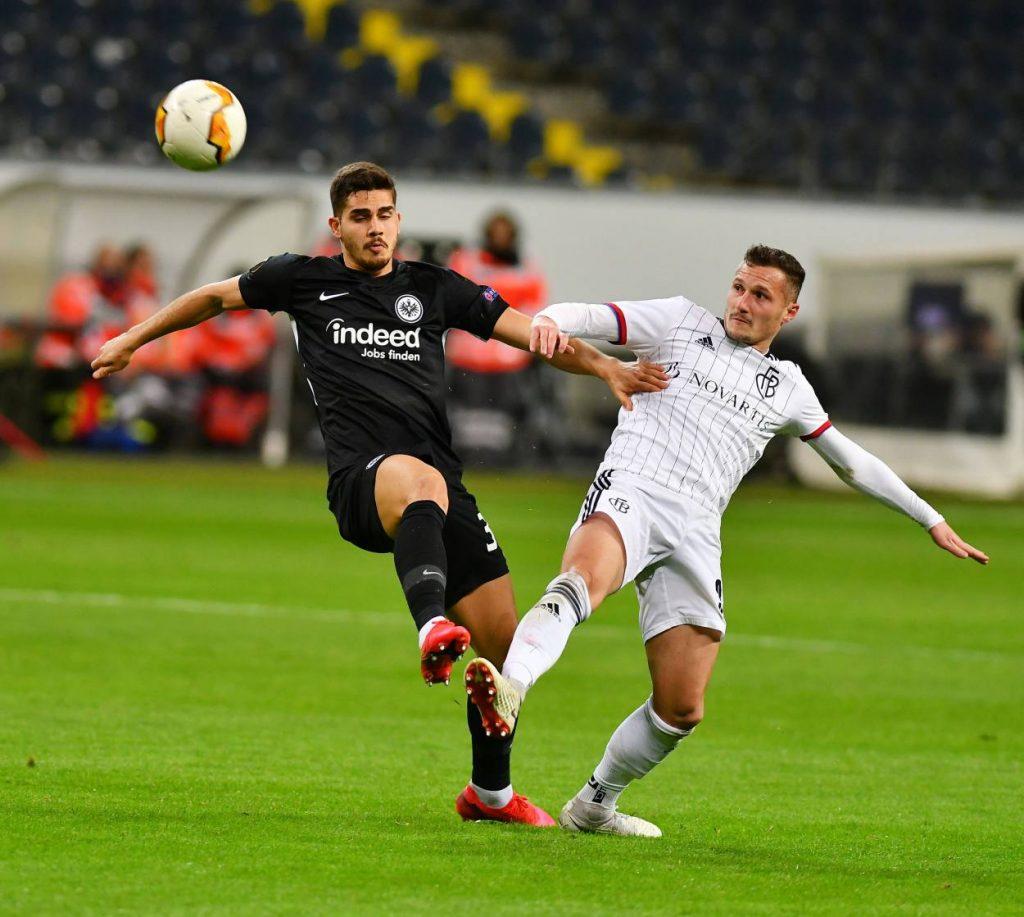 Eintracht Frankfurt, FC Basel