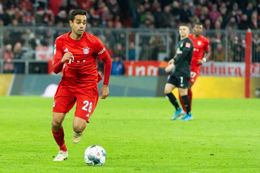 Sarpreet Singh, FC Bayern München