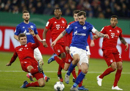 Bayern, Schalke