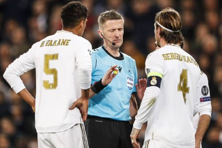 Raphael Varane determined that Real Madrid will do will in the second leg of RO16 tie against Manchester City despite Sergio Ramos' absence.