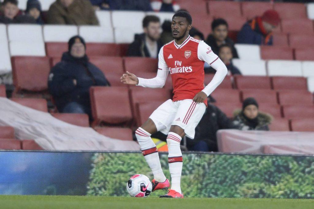 Arsenal change transfer stance on defender Ainsley Maitland-Niles