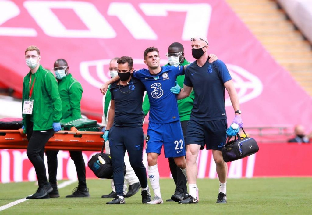 Christian Pulisic won't be available for Bayern clash