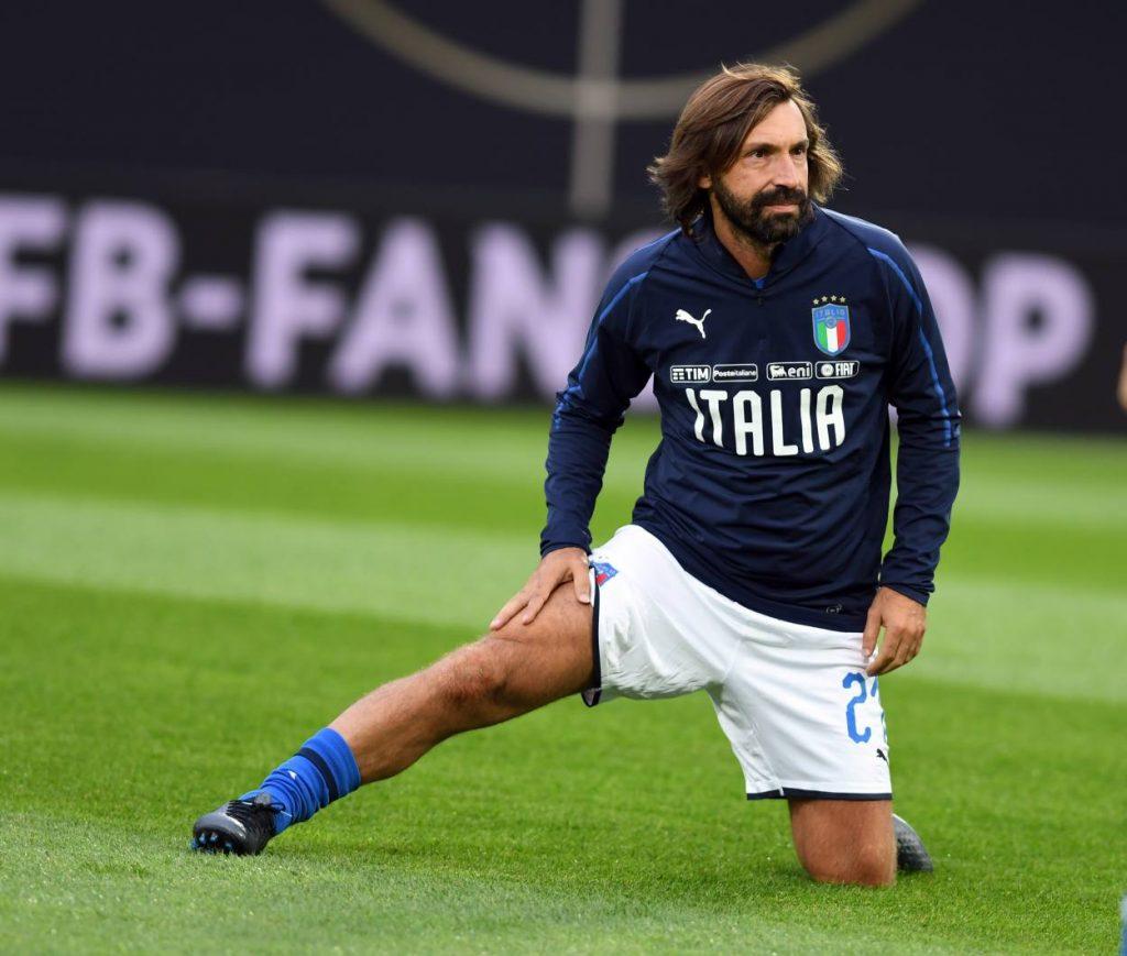 pirlo, coach, Juventus, Turin