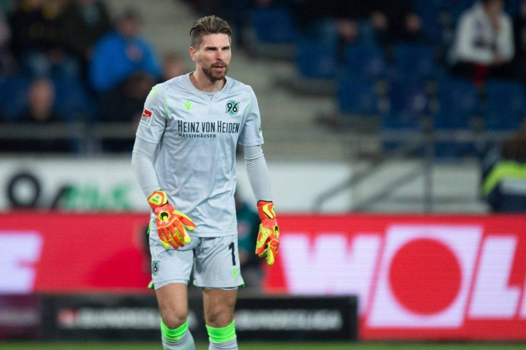 Zieler Bayern Transfer Nübel