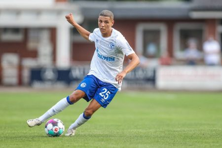 Amine Harit, FC Schalke 04