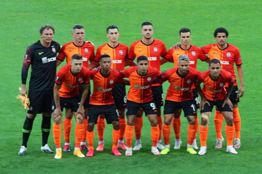 Donezk, Ukraine, Europa-League
