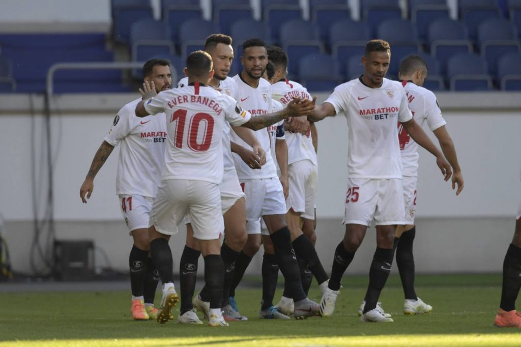 Sevilla, Fussball, Europa League
