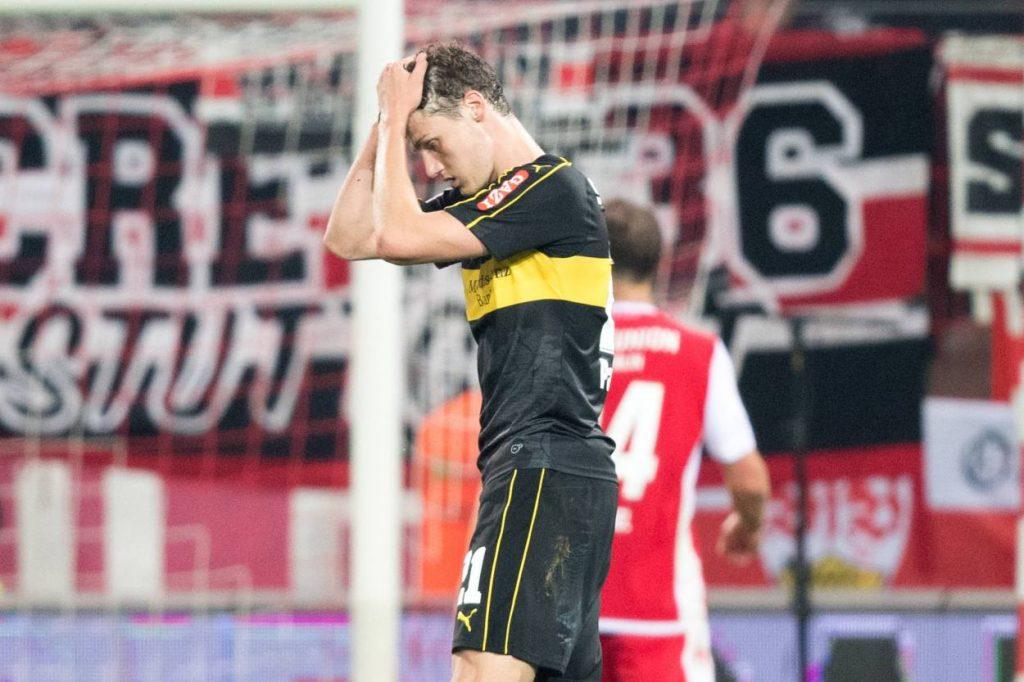 Benjamin Pavard VfB Stuttgart Relegation 2019