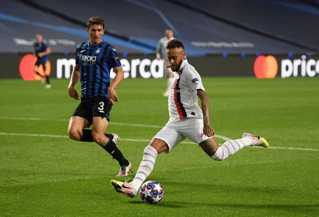 Atalanta Bergamo - Paris St. Germain Champions League