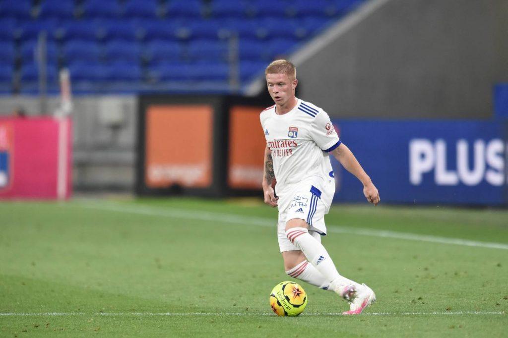 Melvin Bard, Olympique Lyon