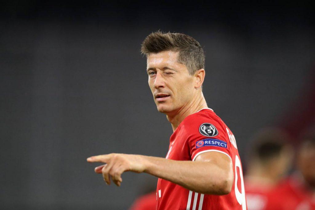 Robert Lewandowski reaches another goal scoring milestone with Bayern Munich