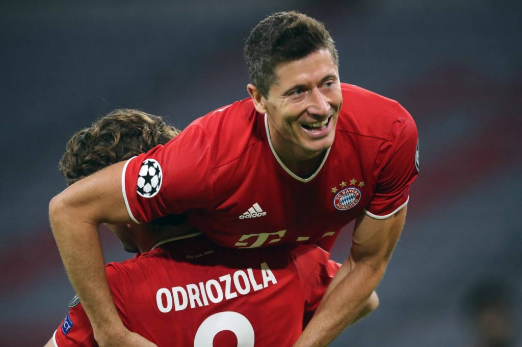 Lewandowski, Bayern, Robert Lewandowski, Fußballer des Jahres 2020