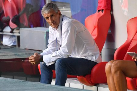 Barcelona searching for Quique Setien replacement