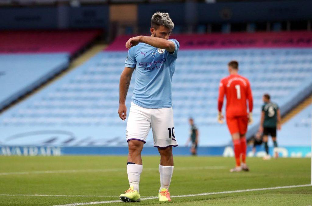 Aguero to Chelsea: Man City striker emerges on Blues' transfer radar