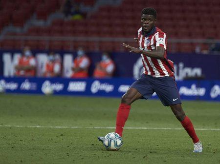 Inter see Partey bid rejected