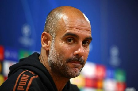 Pep Guardiola eyeing his maiden CL trophy with Man City