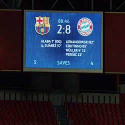 Barcelona 2 – 8 Bayern Munich: Five damning stats from the night Barca hit rock bottom