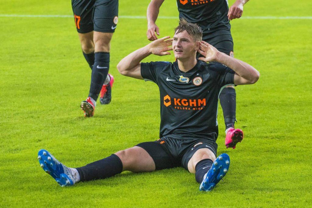 Bartosz Bialek, Zaglebie Lubin, transfer, VfL Wolfsburg