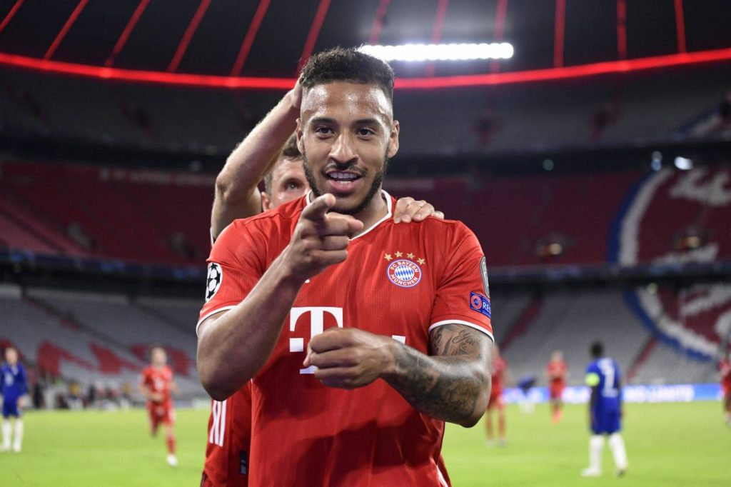 Corentin Tolisso, FC Bayern München
