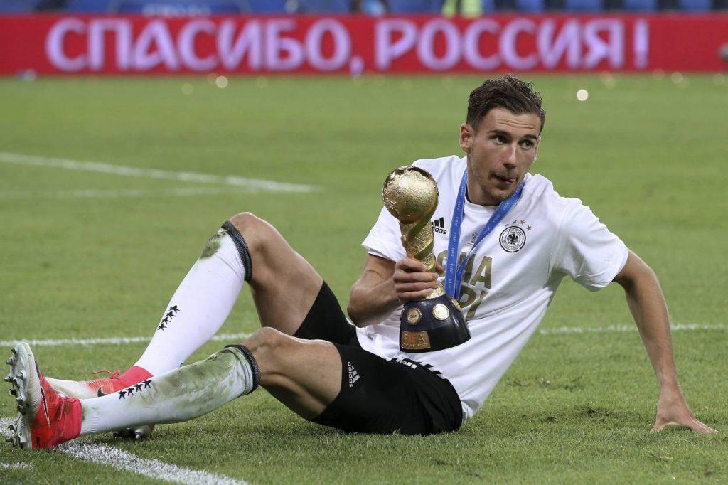 Leon Goretzka Confederation Cup 2017 Sieger