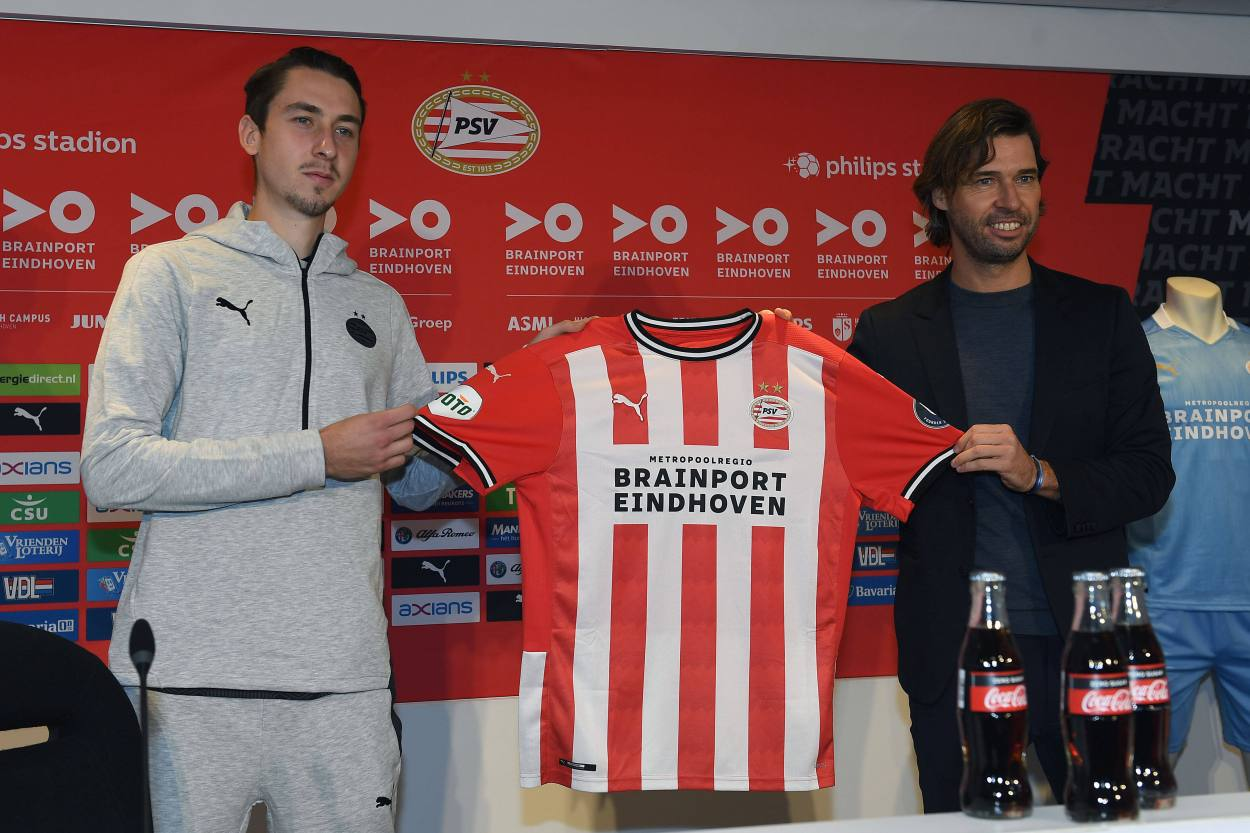 Adrian Fein PSV Eindhoven