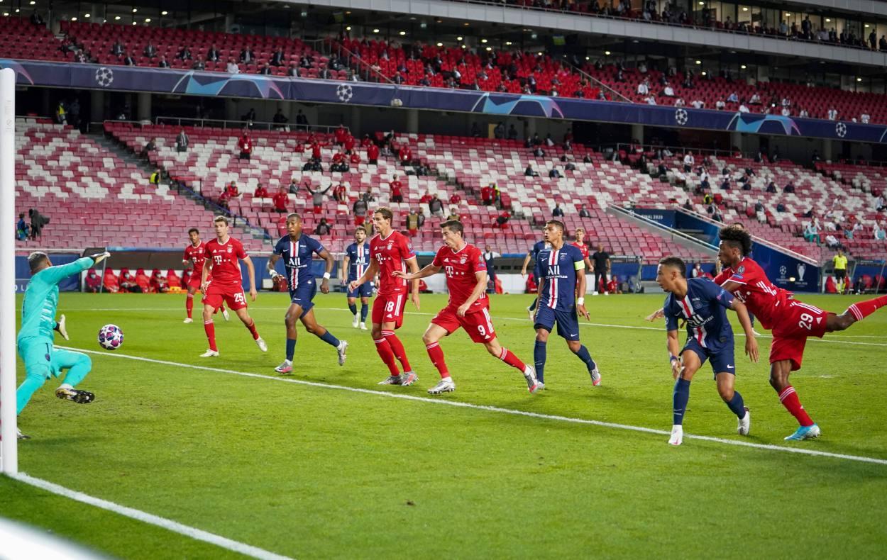 Bayern PSG Champions League-Finale 2020