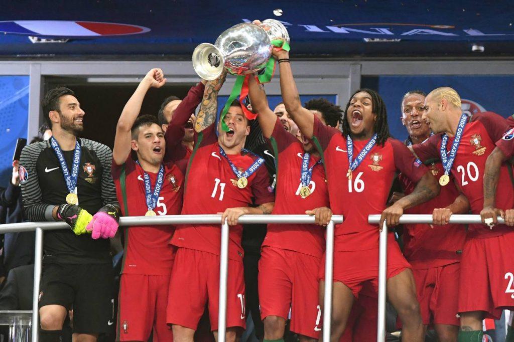 Europameister 2016 Portugal