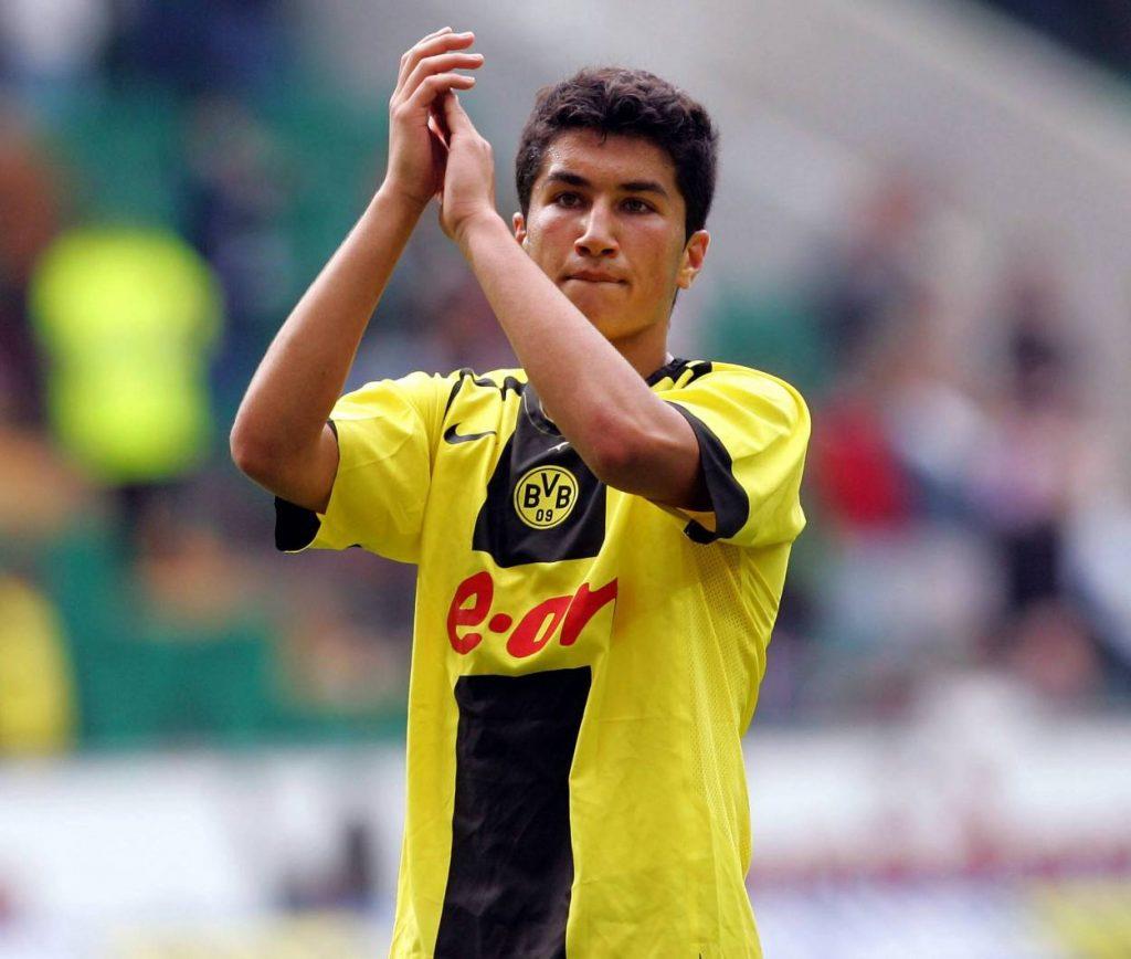 Nuri Sahin VfL Wolfsburg Borussia Dortmund 2:2 2005