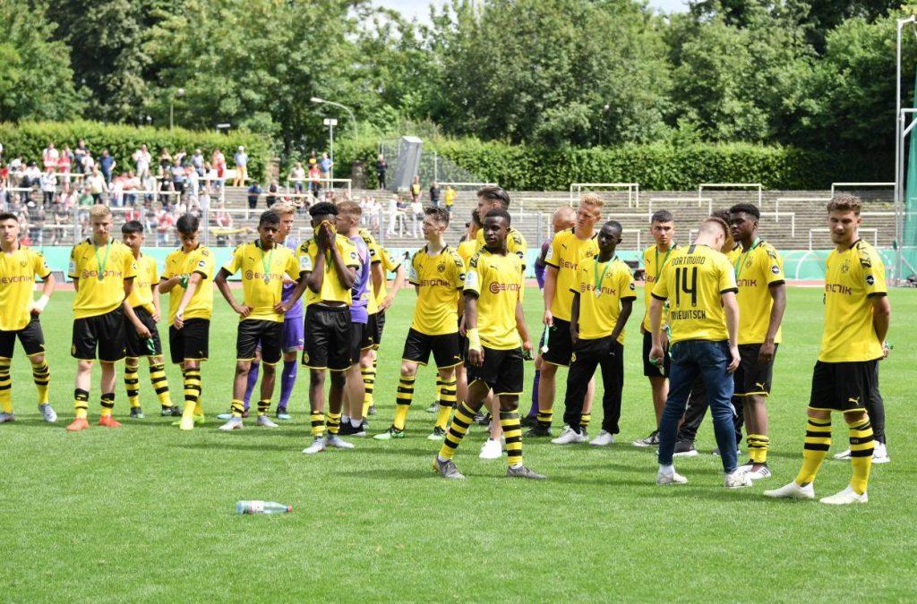 Youssoufa Moukoko Borussia Dortmund U17