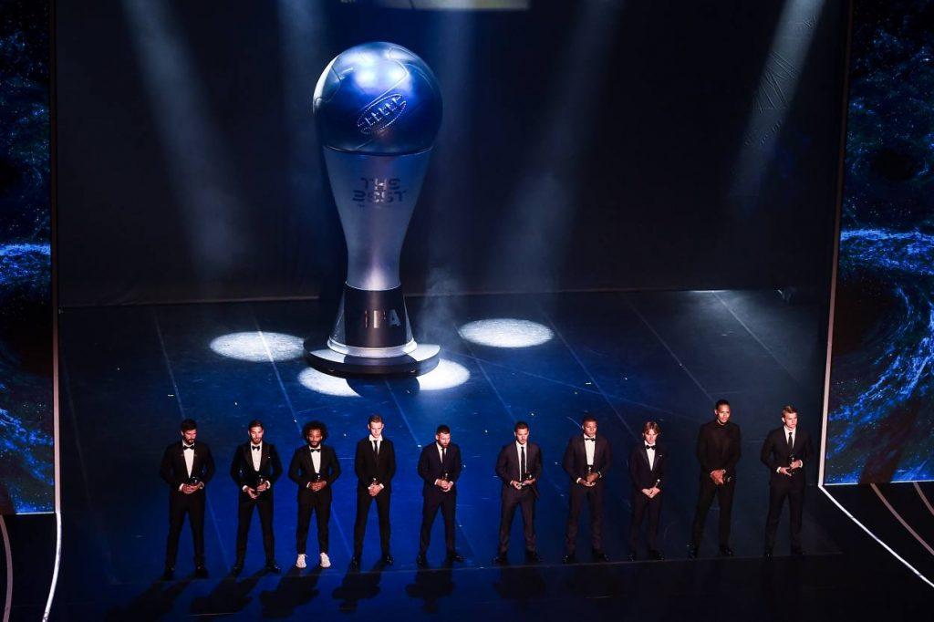 FIFA, Weltfußballer