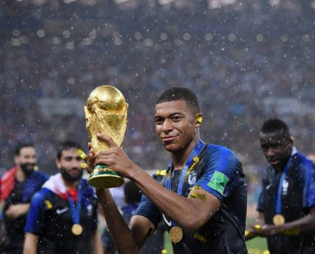Mbappe, Frankreich, WM 2018, Weltmeister