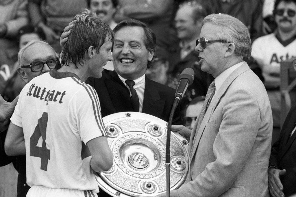 VfB Stuttgart Deutscher Meister 1984