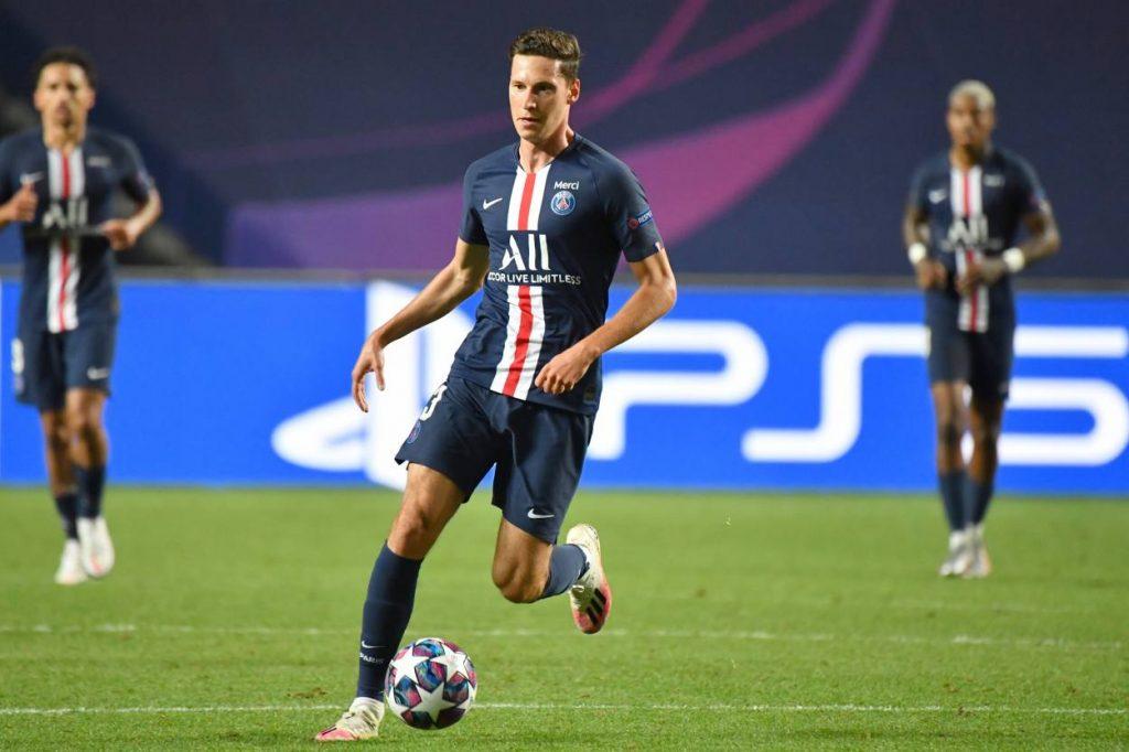 Draxler, PSG, paris