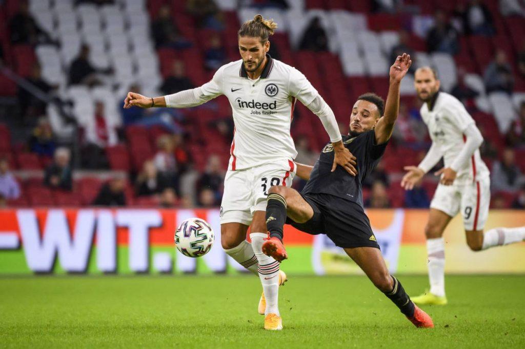 Goncalo Paciencia, Eintracht